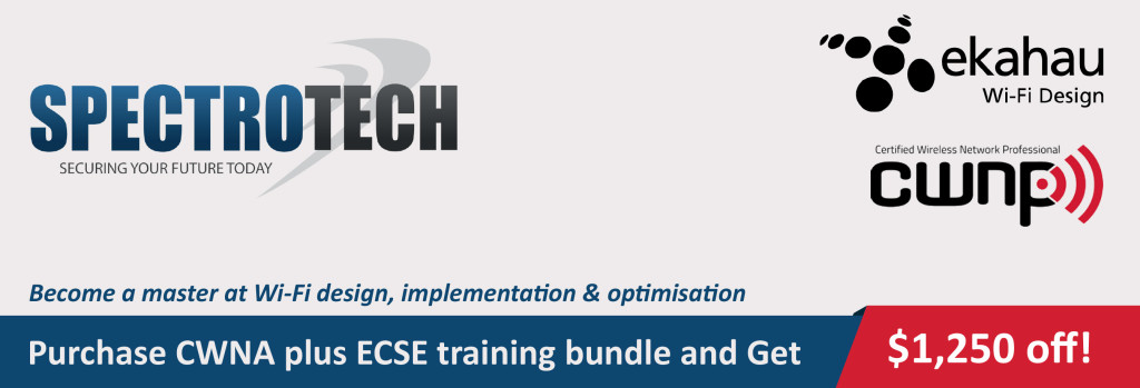 CWNA plus ECSE training bundle