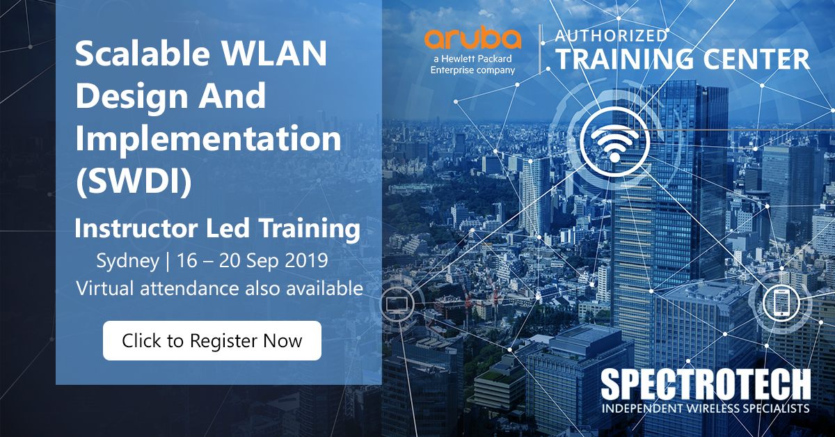 Aruba Scalable WLAN Design and Implementation (SWDI)