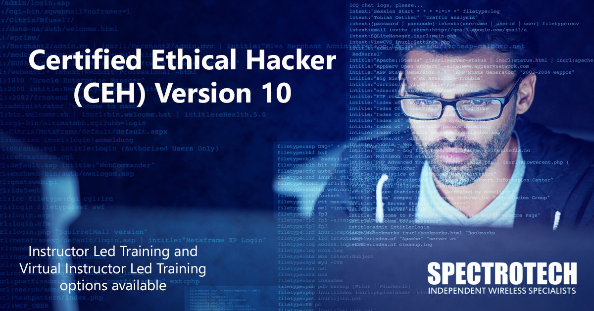 Certified Ethical Hacker (CEH) Training - Call 1300 WiFi 000