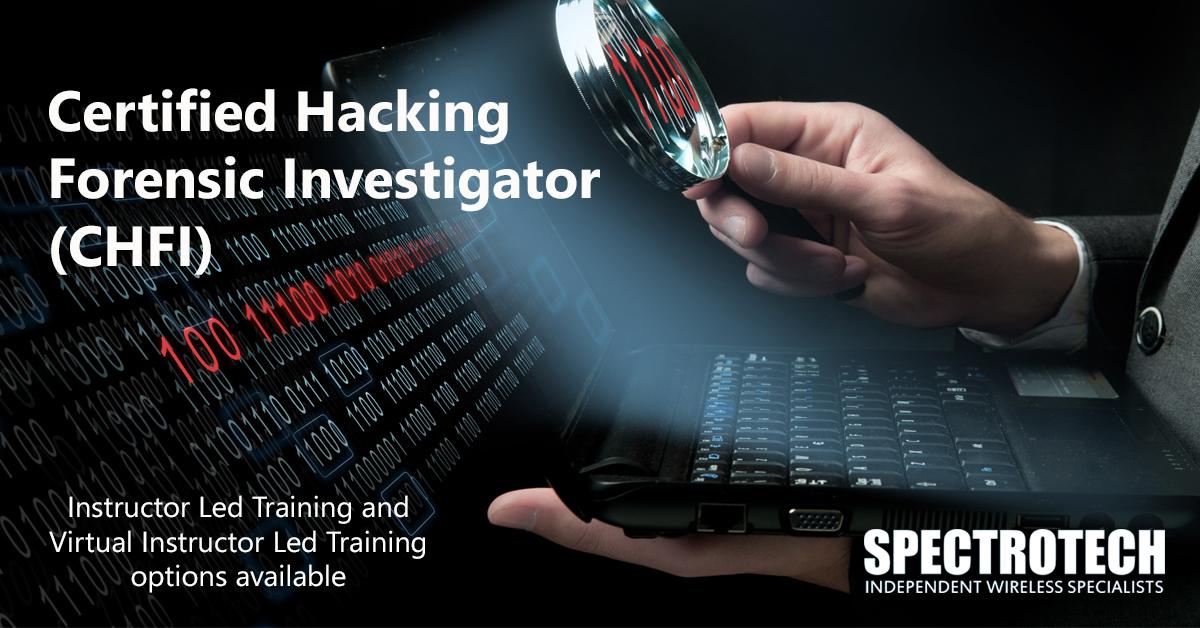 Certified Hacking Forensic Investigator