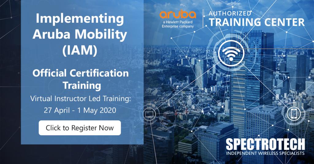 IAM Implementing Aruba Mobility