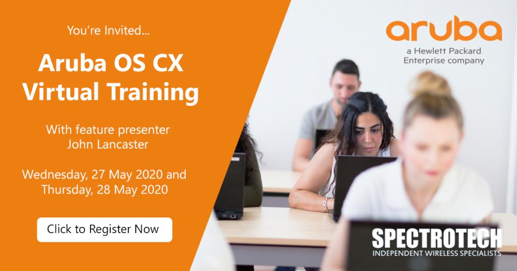 Aruba OS CX Training