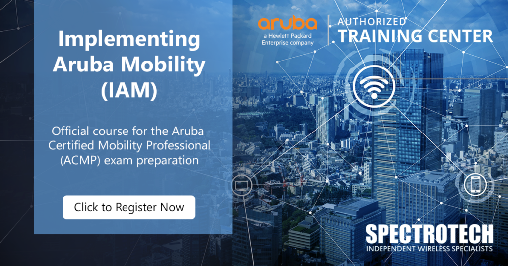 ACMP Aruba Certified Mobility Professional